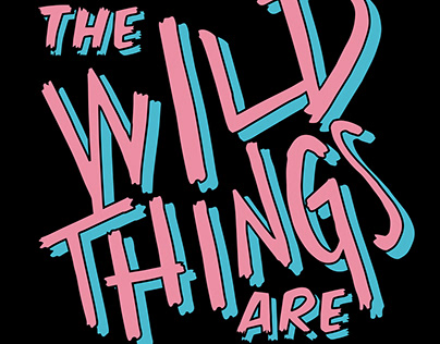 FIND ME WHERE THE WILD THINGS ARE_