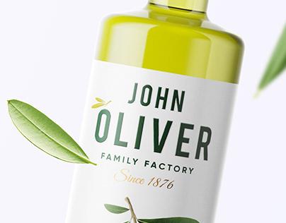 John Oliver. Olive oil.
