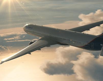Aeroflot I Full CG