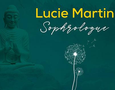 Lucie Martin • Sophrologue