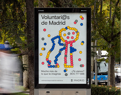 Voluntari@s de Madrid
