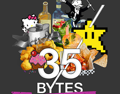35 Bytes - 80s themed house party