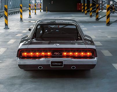 Dodge Charger 69 Custom