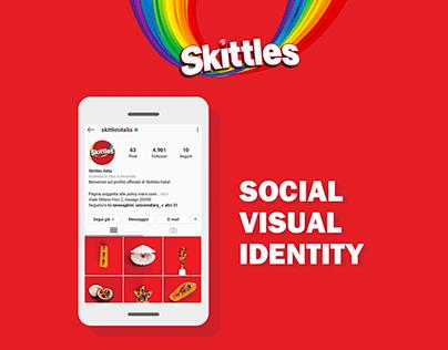 Skittles   Social Visual Identity [WEARESOCIAL]