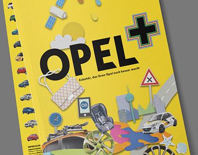 OPEL+ Accessoire Magazine