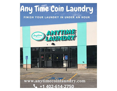 Best Coin Laundry in Omaha