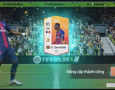 Bí Quyết Nâng Cấp Cầu Thủ Trong FIFA Online 4