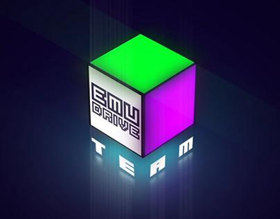 Emudrive Team Logo Reveal
