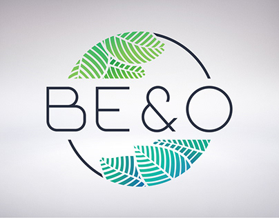 Be&O: Logotype design for a new brand