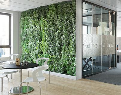 Modern NYC office