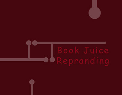 Book Juice Re-branding