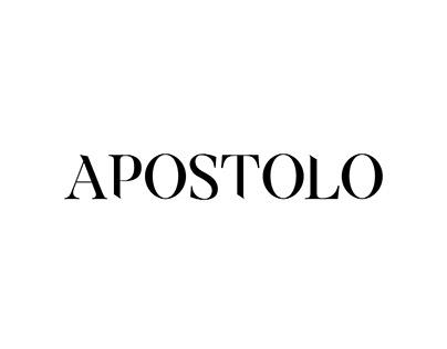 Apostolo Restaurant Branding