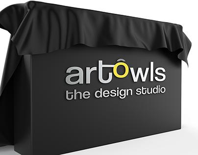 ArtOwls The Design Studio - Brand Refresh