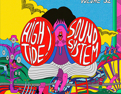 cover for High Tide Sound System