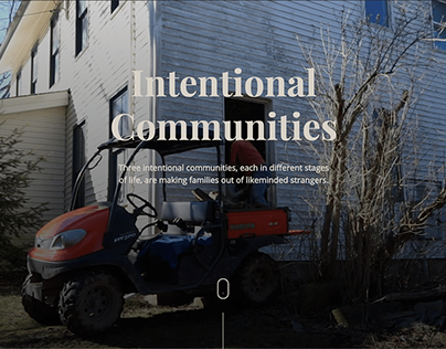 Soul of Athens Intentional Communities