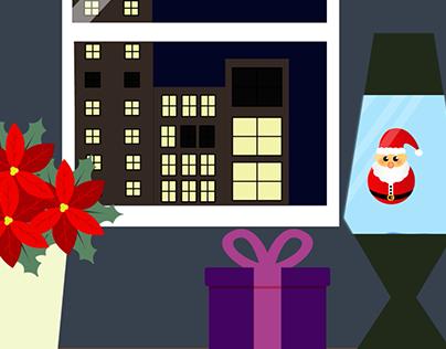 The Interaktive Christmas Calender
