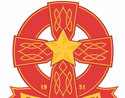 Palma School Logo & Merenti
