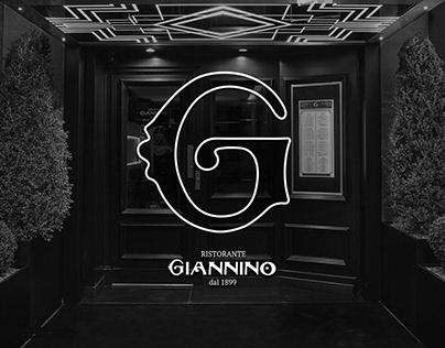 Redesign Giannino Identity