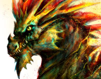 Jasper Dragon