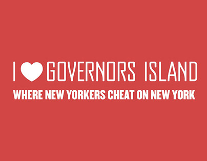 Governors Island Destination Branding