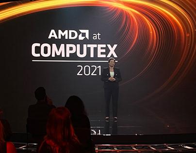 AMD Computex 2021 Visuals