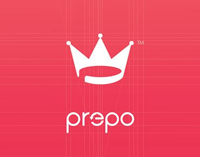 Logo Design for Prepo