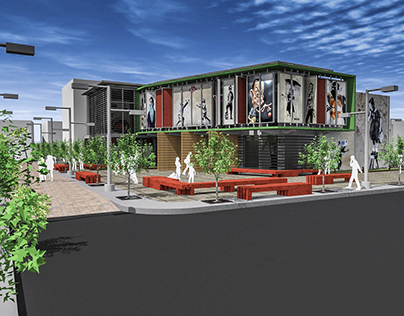 Urban Arts Center