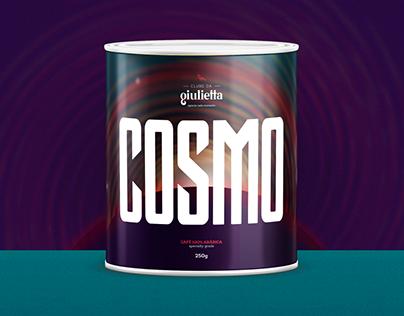 Cosmo | Giulietta Cafés | Agosto 2017