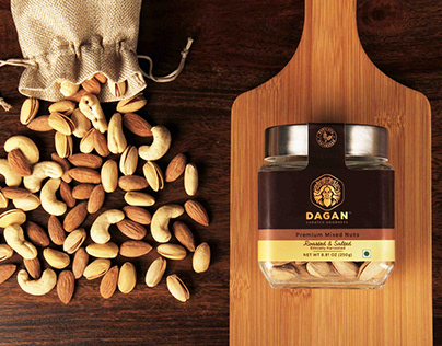 DAGAN Nuts and Dried Fruits