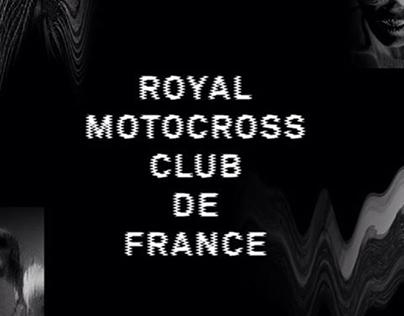 ROYAL MOTOCROSS CLUB DE FRANCE PT1