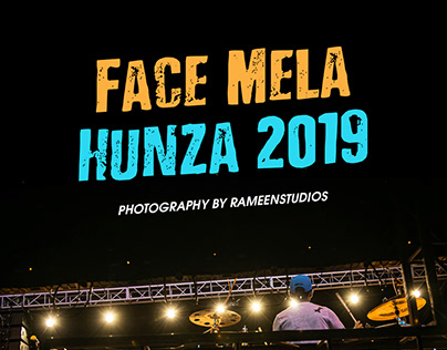 FACE Mela Hunza 2019 Photography by Rameen Studios
