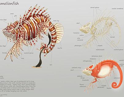 Chamelionfish Design