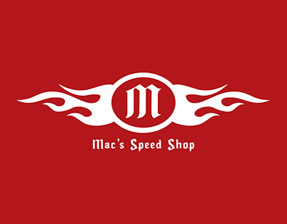 Mac's Speed Shop Project