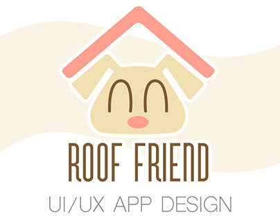 Roof Friend UI/UX App Design
