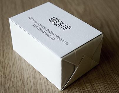 Free Logo/Business Card Mockup