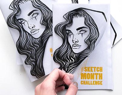 Sketch Month Challenge 2019