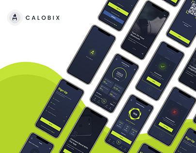 Calobix Project- Ui Kit