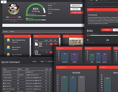 VC: Branding, Prototype & Web