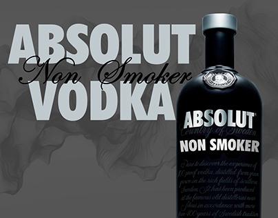 Absolut. NON SMOKER