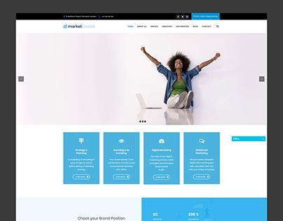 New Website project -Wordpress