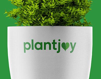 Plantjoy Brand & Identity