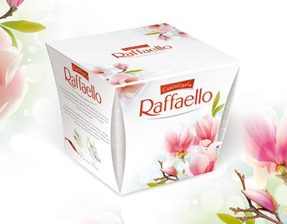 Raffaello. Spring packaging concepts' 2018