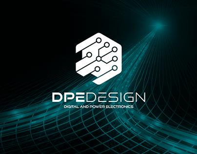 Logo pour un expert en conseil électronique