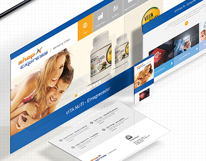 Shop Express - UI/UX Design