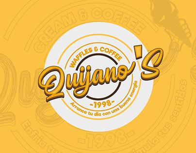 Waffles & Coffee Quijano´S