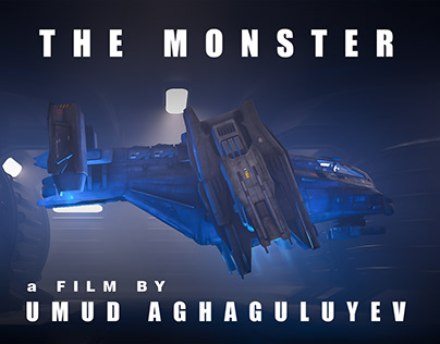 THE MONSTER | CGI 3D Animated Short Film