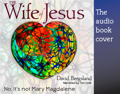 Cover Designs: The Wife of Jesus