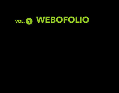 Webofolio vol 1
