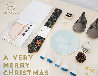 Christmas Gift Promotion for B'IN Select