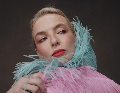 British Vogue - Jodie Comer